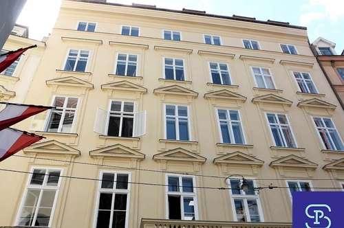 Exklusiver 54m² DG-Erstbezug am Franziskanerplatz - 1010 Wien