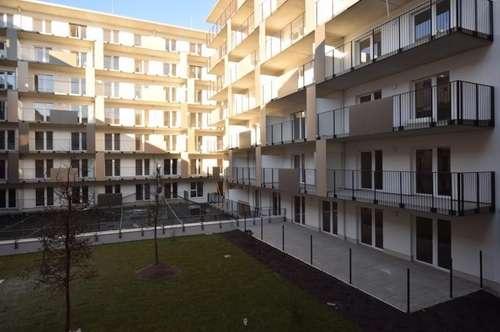 ERSTBEZUG - Brauquartier Puntigam - 2 Zimmer - 35m² - Singlehit - großer Balkon