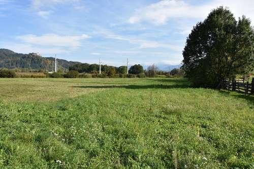Baugrund in Villach St. Ruprecht, Nähe Ossiachersee bzw. Gerlitzen
