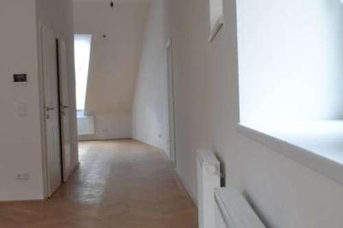 4 Zimmer Dachgeschosswohnung im Zentrum von Baden!