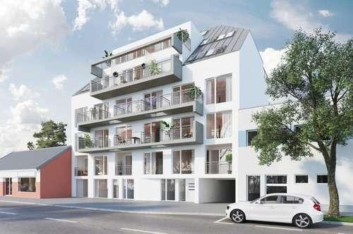 Ohne Provision! U1 Nähe obere Alte Donau Perfekte Infrastruktur! Hochwertiger Neubau in begehrter Lage!