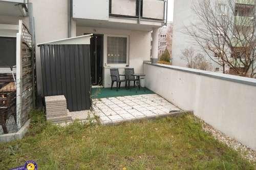 3 Zimmer Gartenwohnung mit Tiefgaragenplatz