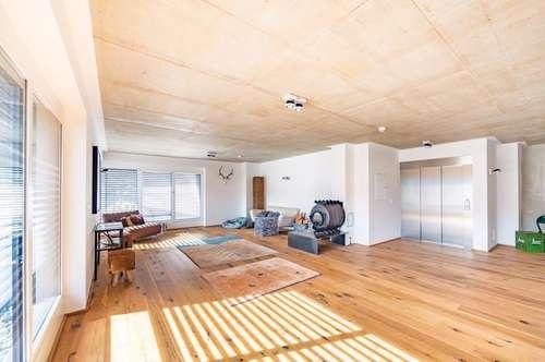 Traumhafte 130m² Penthouse-Wohnung mit Dachterrasse…