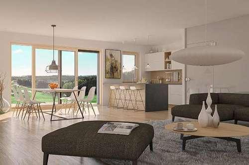 Neubau 137m² 5 Zi. Wohnung mit Terrasse