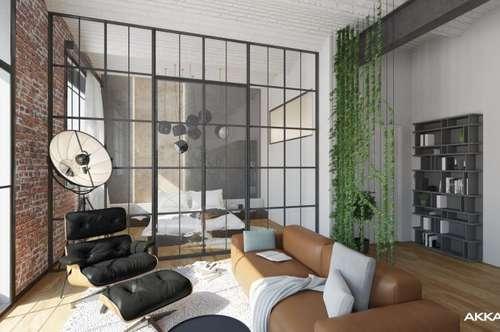 """All you need is a LOFT   Kaiserliche Wohnatmosphäre auf 81m² mit 44m² Terrassen   """"Rubberboot Terraceflat"""""""