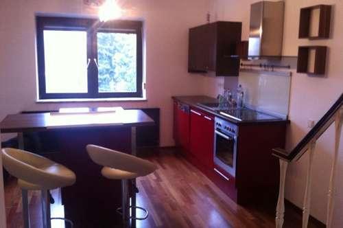 Sehr schöne Maisonette-Wohnung, 125 m2 Wfl.