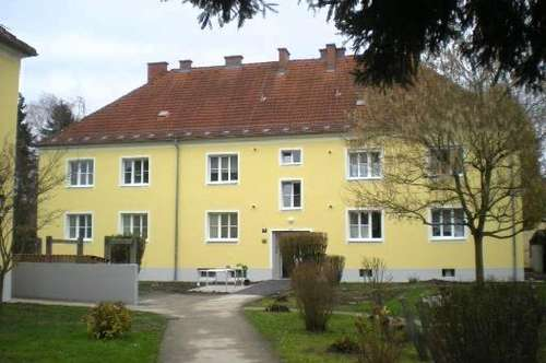 Zentrale Ruhelage in Grieskirchen! Gut geschnittene und preiswerte 2-Zimmer-Wohnung in grüner Umgebung, Top-Infrastruktur, provisionsfrei!
