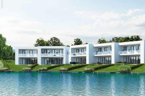 Reihenhaus 6 am See umgeben von malerischer Landschaft!