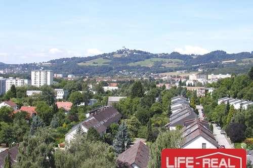 schöne Garconniere mit beeindruckender Aussicht, jetzt mit VIDEOBESICHTIGUNG auf www.LIFE-REAL.at