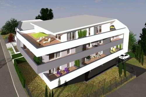 Neue Wohnanlage in der Römerstraße - bereits 8 Wohnungen verkauft