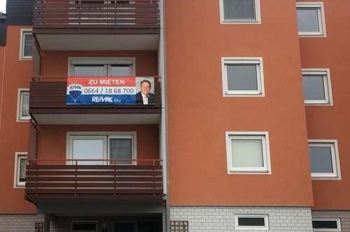 Schöne Wohnung, 3 Zimmer + Loggia
