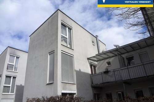 Maisonettenwohnung mit Loggia und Dachterrasse in Steyr