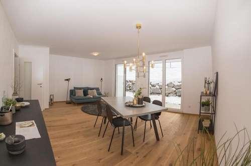 4 Zi.-Maisonette-Wohnung mit Wohlfühlfaktor | Henndorf