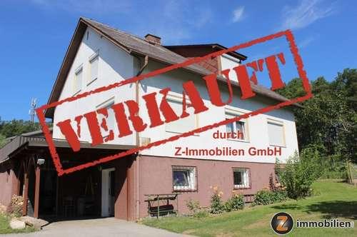 Bad Tatzmannsdorf: Großes Einfamilienhaus in ruhiger Seitengasse!