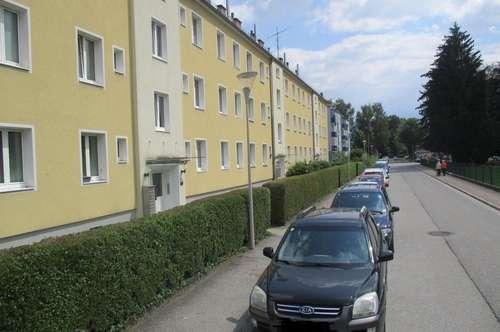 Komplett sanierte 2 Raum Erdgeschoß Wohnung im Stadtteil Steyr Tabor