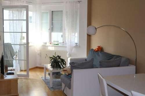 3-Zimmer-Wohnung mit Balkon und Tiefgaragenstellplatz in Stockerau