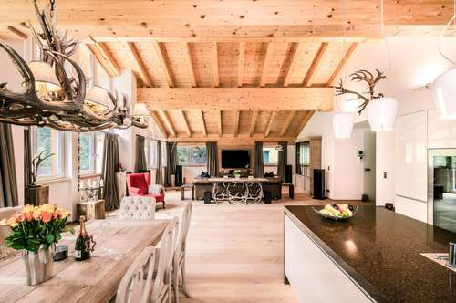 Luxuriöse Penthousewohnung in Obertauern