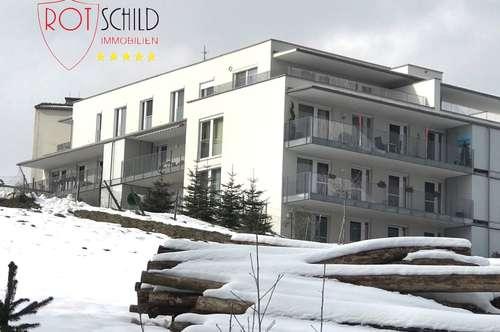 Wohnen Sie, wo andere Urlaub machen ! Traumhafte Penthouse Wohnung mit sensationellem Blick !