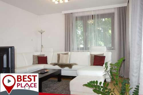 Sonnige Hausebene mit 5 Zimmern und Südterrasse