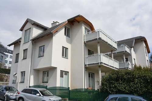 Terrassenwohnung mit schöner Aussicht