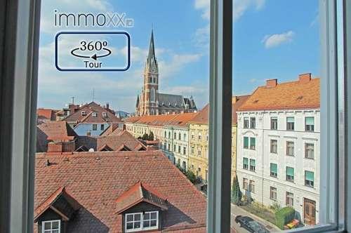 Altbauwohnung nähe Sacré-Coeur Graz