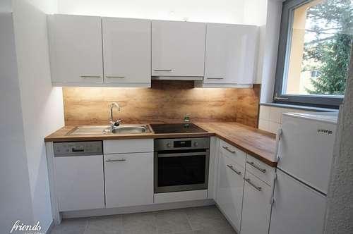 Perfekte 1-Zimmer Wohnung - mit Loggia!