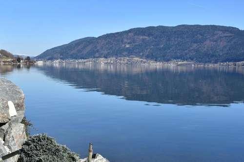Seeliegenschaft in perfekter Lage, Ossiachersee