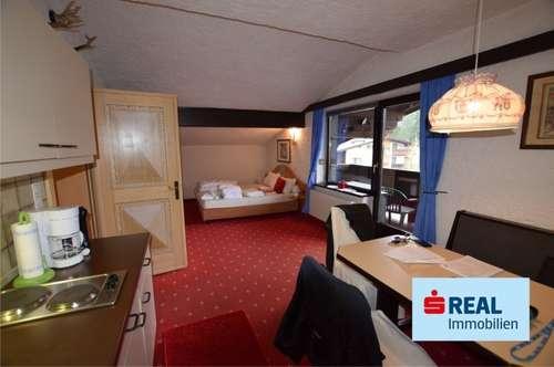 2-Zimmer-Wohnung Leutasch / Weidach