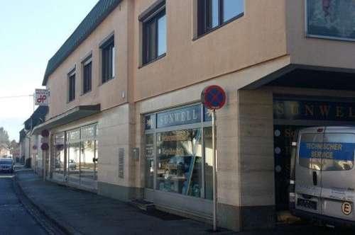 Geschäftsflächen inkl. PENTHOUSE mit 136m² im Ortsteil von Annabichl