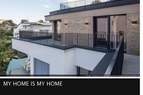 RIEDENBURG | 3-Zimmer-Penthouse der Extraklasse