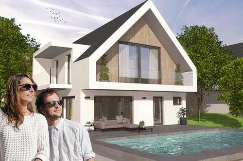 Haus 5: Schlüsselfertiges Eckreihenhaus mit Photovoltaikanlage