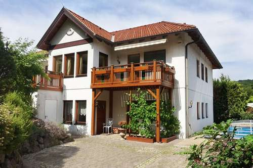 Zentrale Ruhelage bei der Kartause Mauerbach