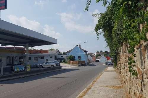 Freie Tankstelle inkl. Shop/Bistro/Postshop und kleiner Wohnung!!!