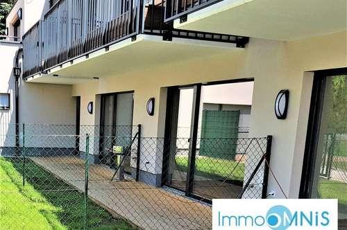 Neubau 2-Zimmerwohnung mit Garten - Top Ausstattung