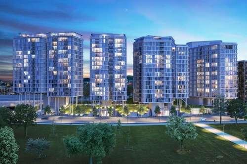 smart living- generous one bedroom city apartment