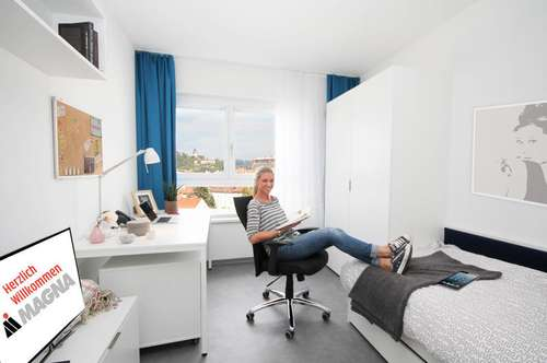 StudentCity-Aktion! WG-Zimmer um 378 € All inkl.