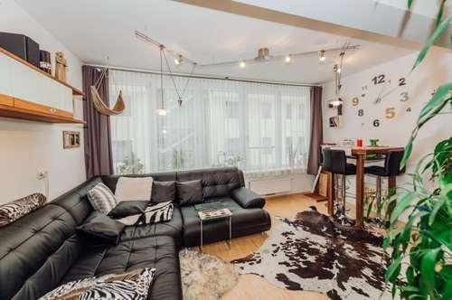 Wohnung am WM Park Planai helle zwei Zimmer Wohnung