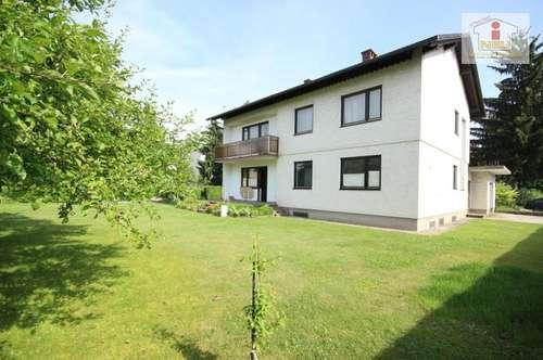 Sehr gepflegtes Zweifamilien-Haus in Waidmannsdorf, 1000m² Grund