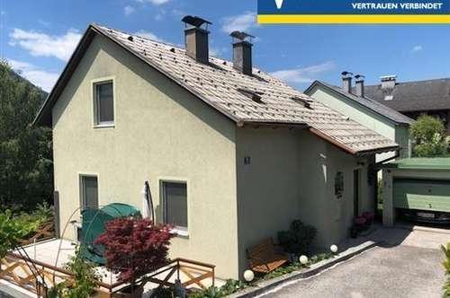 Gepflegtes Eigenheim mit Terrasse und Garten