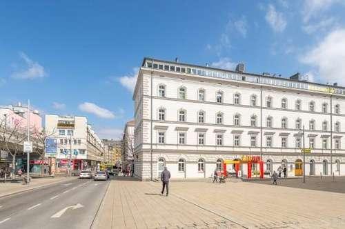 repräsentatives Altbaubüro mit perfekter Infrastruktur // representative office with perfect infrastructure