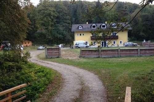 !!! Ein bzw. Zweifamilien Haus mit Großes Grundstück im Wienerwald - Wiental !!!