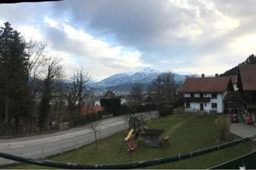 Helle Dachgeschoßwohnung in Mühlau