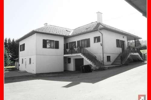 2 große Hallen, Mehr-Familien-Wohnhaus auf ehem. Bauernhof - 1698