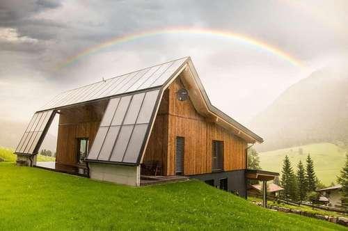 Ökohaus im Naturparadies