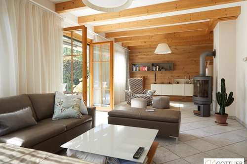 Perfekte Doppelparzelle! Gepflegtes 3-Schlafzimmer-Einfamilienhaus mit Südterrasse in Grünruhelage