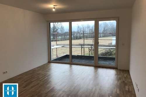 moderne 68m² Neubauwohnung mit großem, südwestseitigem Balkon - PROJEKT WOHNTRAUM 2018