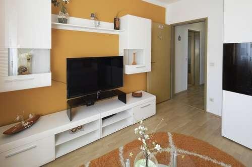 Gepflegte Eigentumswohnung mit Loggia und Tiefgaragenplatz Perg Süd