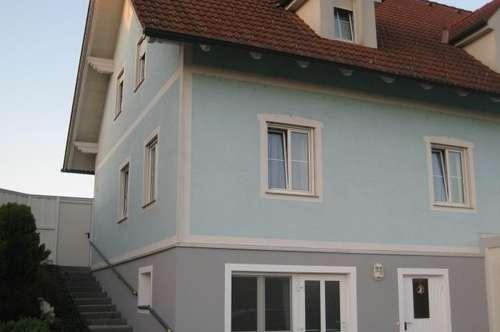 Hausetage mit Garten 2ZI+Nebenräume,Doppelcarport