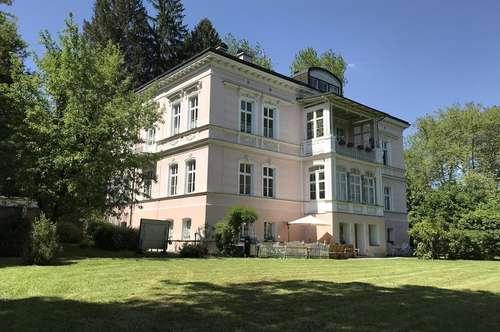 Vornehme 4- Zimmer-Mietwohnung mit See-und Gebirgsblick in Gmunden