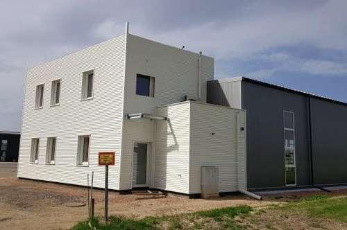 Ihr neuer Firmensitz - Nähe Korneuburg - Erstbezug 500 m² Halle und 85 m² Büro - Neubau